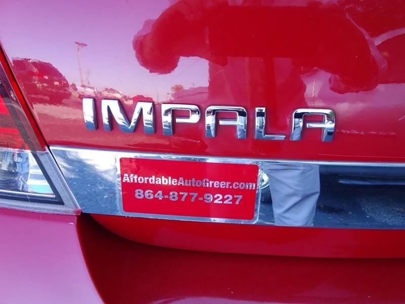 CHEVROLET IMPALA 2010 price $9,995