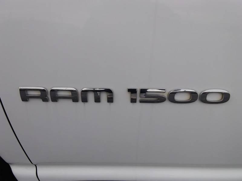 DODGE RAM 1500 2003 price $10,995