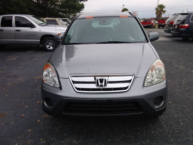 HONDA CR-V 2005 price