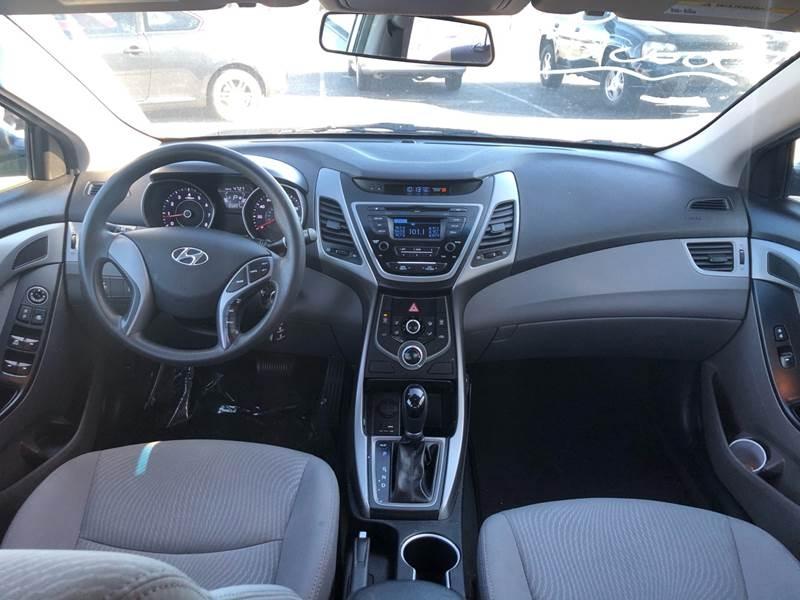 Hyundai Elantra 2015 price $14,495