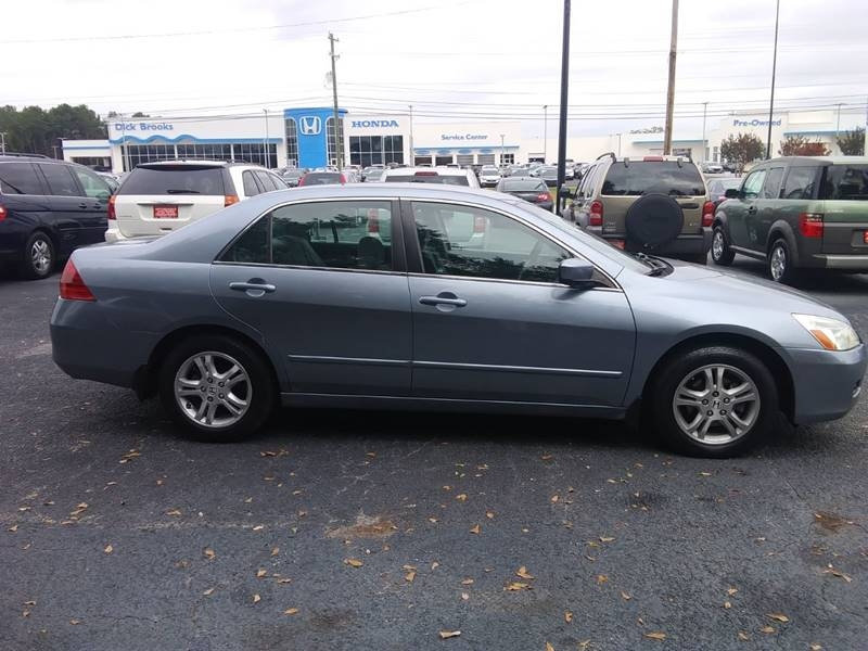 HONDA ACCORD 2007 price