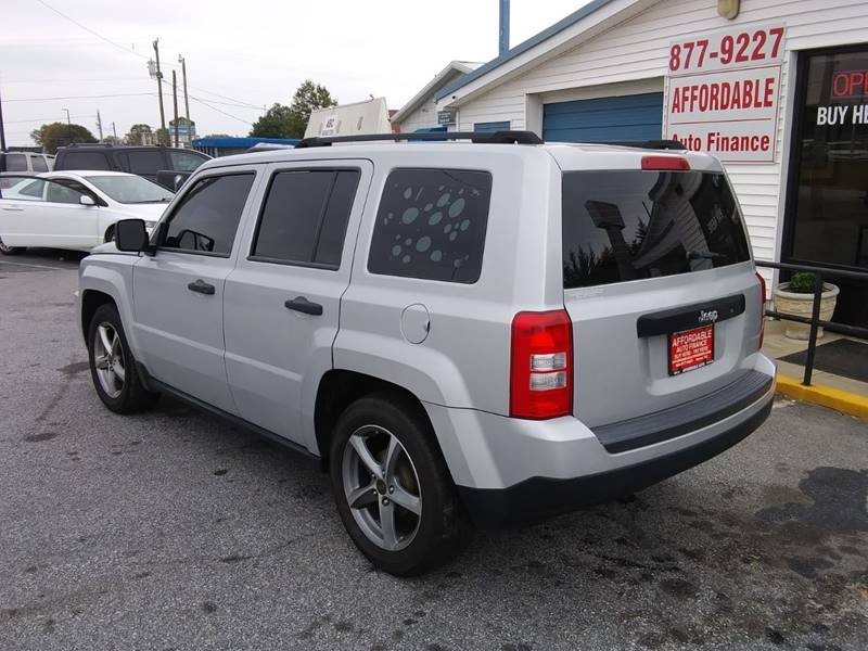 Jeep PATRIOT 2008 price 500 DOWN