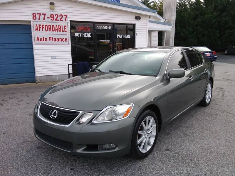 LEXUS GS GENERATION 2 2006 price $12,999