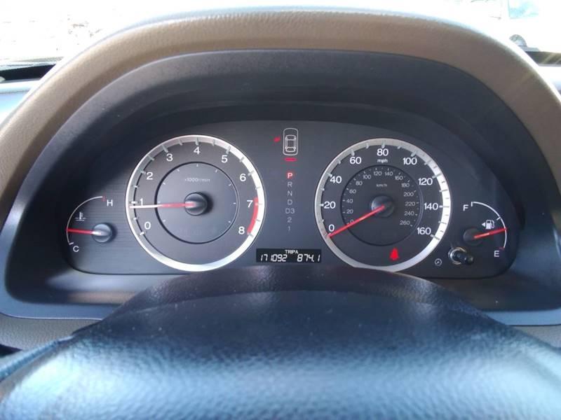 HONDA ACCORD 2009 price