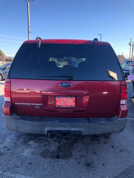 FORD EXPEDITION 2005 price $8,995