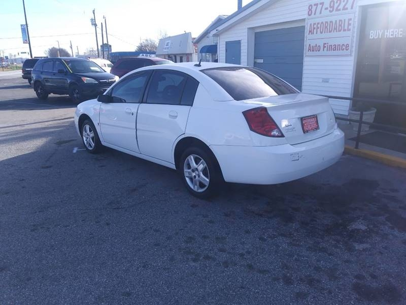 SATURN ION 2007 price 500 DOWN
