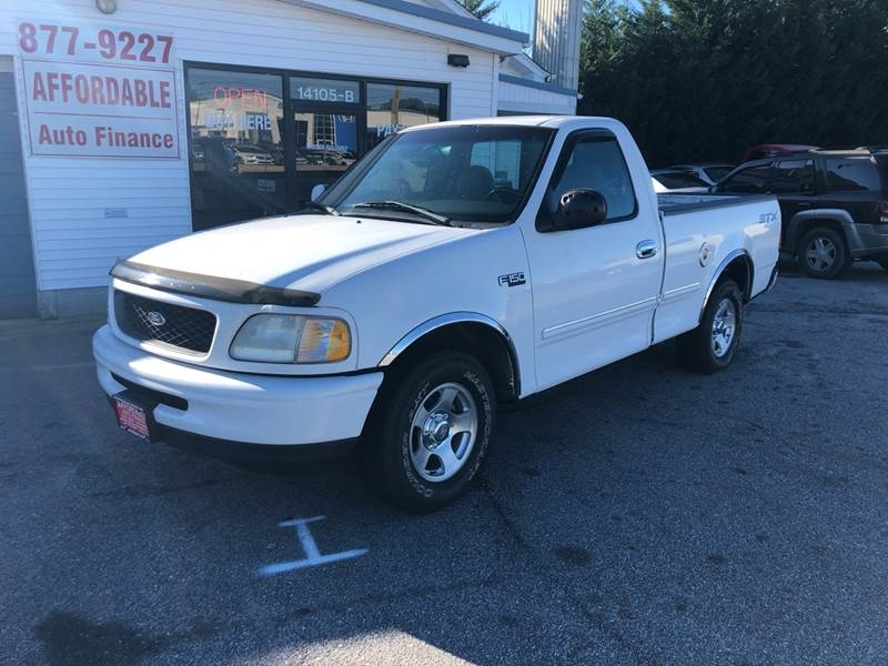 FORD F150 1997 price
