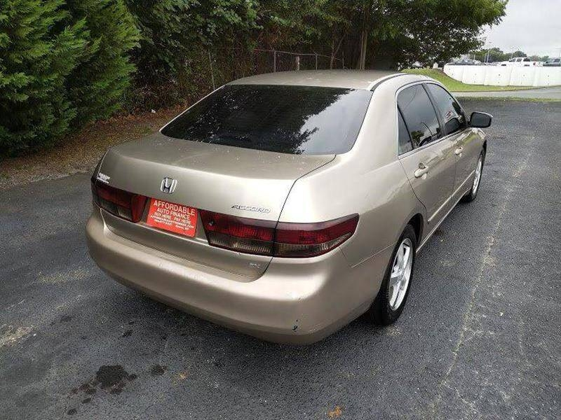 HONDA ACCORD 2003 price