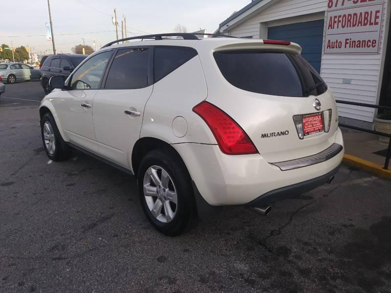 Nissan Murano 2006 price