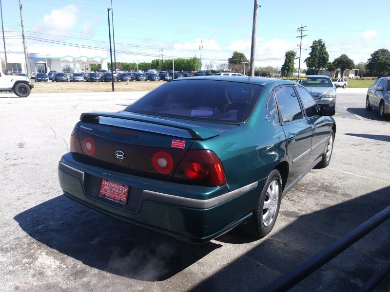 Chevrolet Impala 2001 price $500 Down