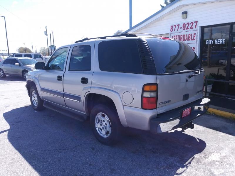 Chevrolet Tahoe 2004 price $500 Down