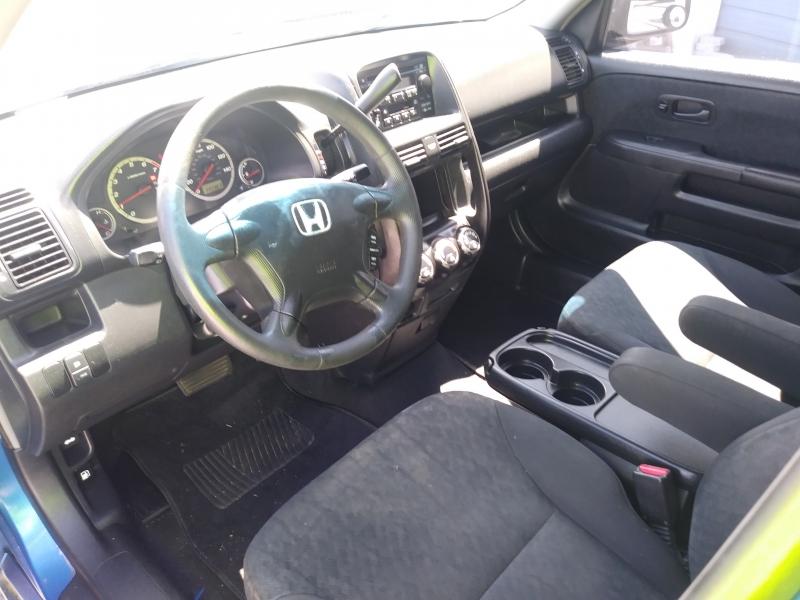 Honda CR-V 2006 price