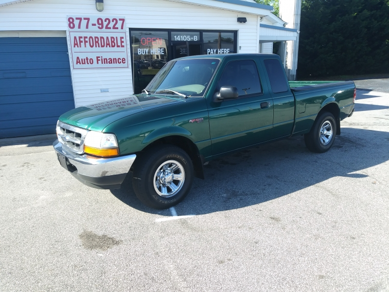 Ford Ranger 2000 price