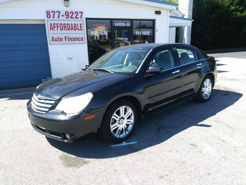 Chrysler Sebring Sdn 2007 price