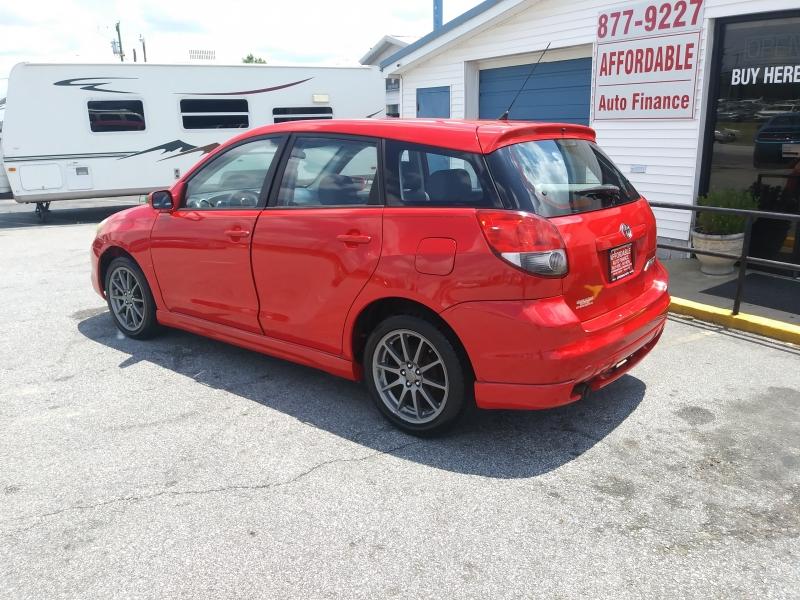 Toyota Matrix 2003 price