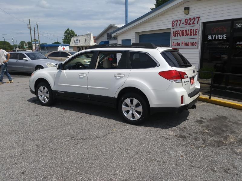 Subaru Outback 2011 price
