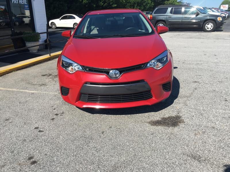Toyota Corolla 2015 price