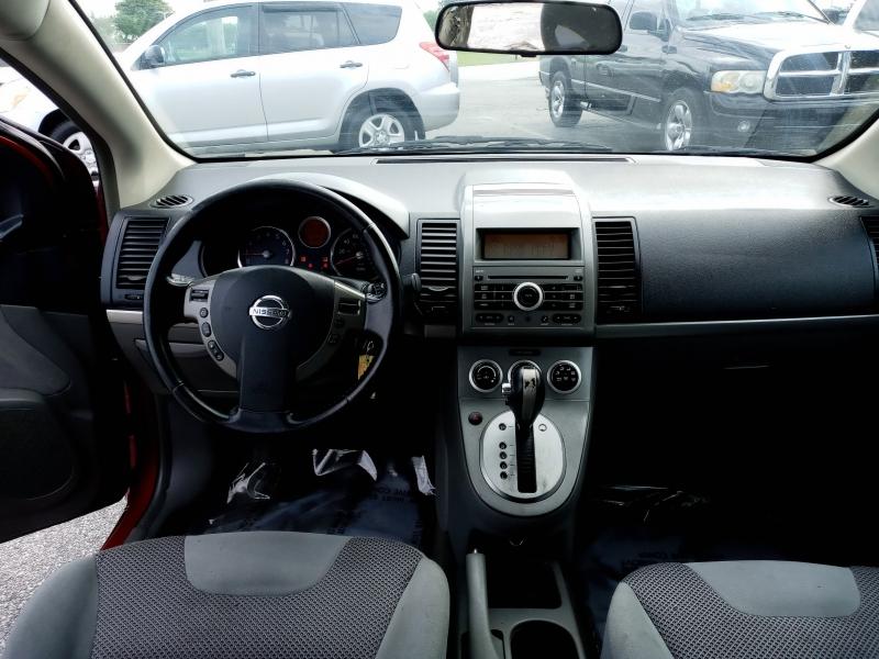 Nissan Sentra 2007 price