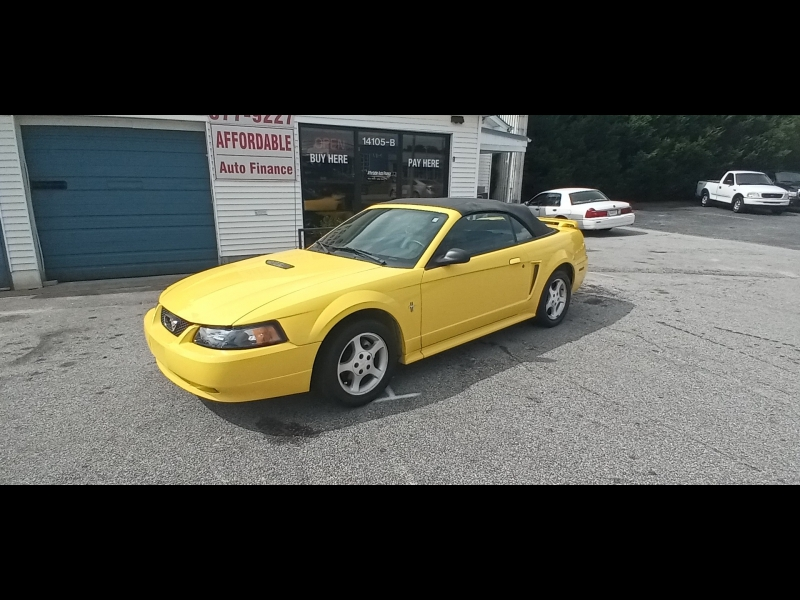 Ford Mustang 2001 price