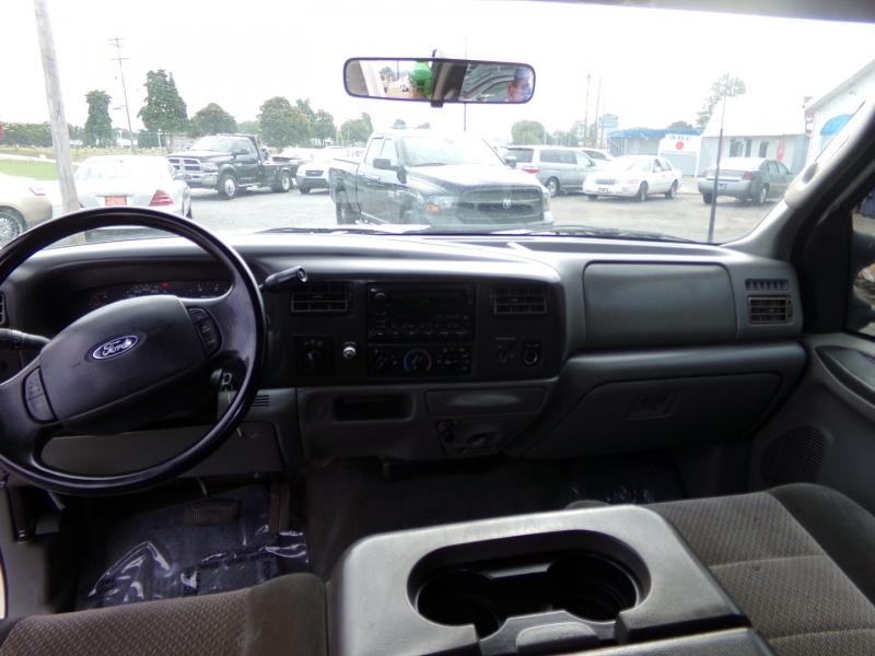 Ford Super Duty F-250 2003 price