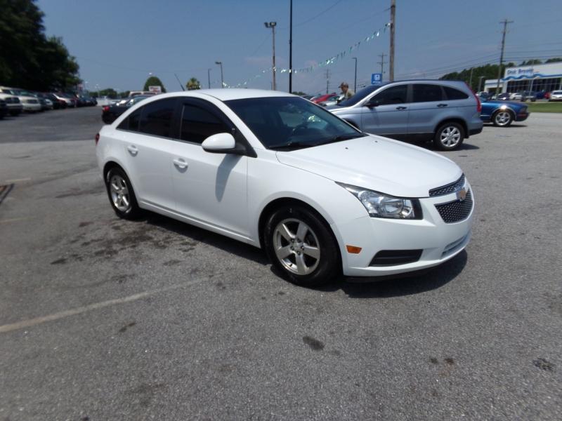 Chevrolet Cruze 2011 price
