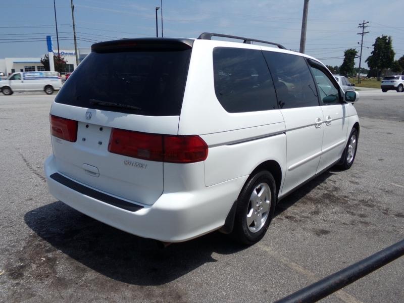 Honda Odyssey 2001 price 500 DOWN