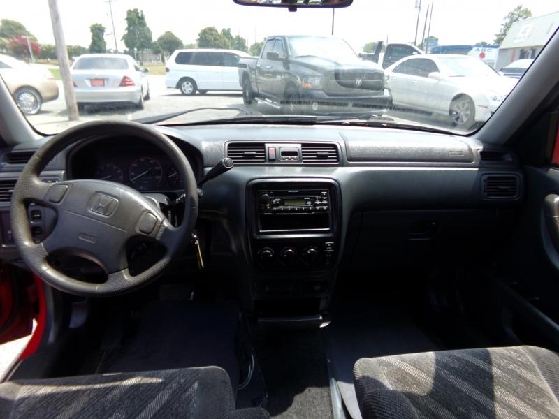 Honda CR-V 2000 price