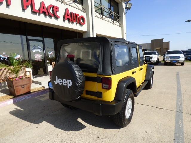 Jeep Wrangler 2008 price $20,990