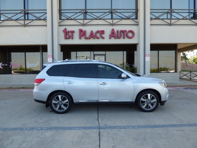 Nissan Pathfinder 2014 price $19,990
