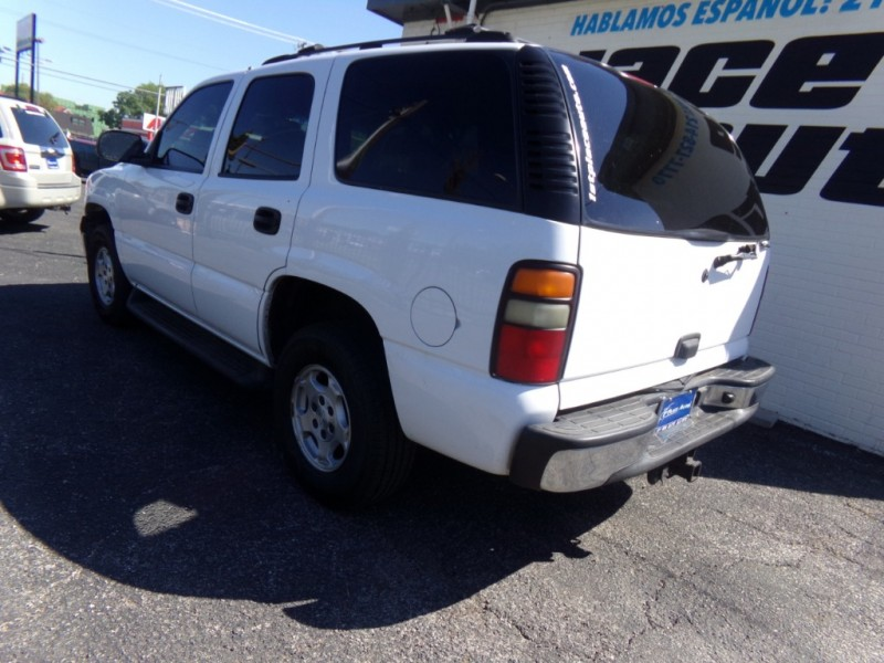 Chevrolet Tahoe 2004 price $8,990