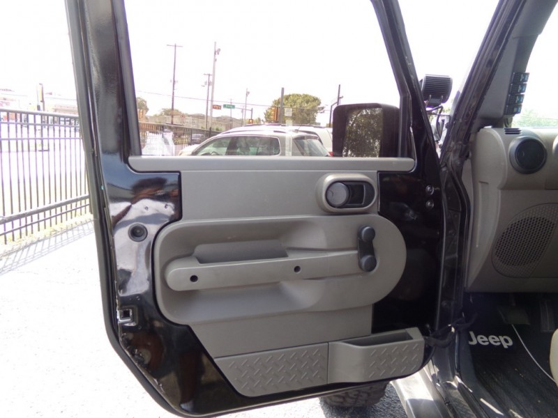 Jeep Wrangler 2007 price $24,990