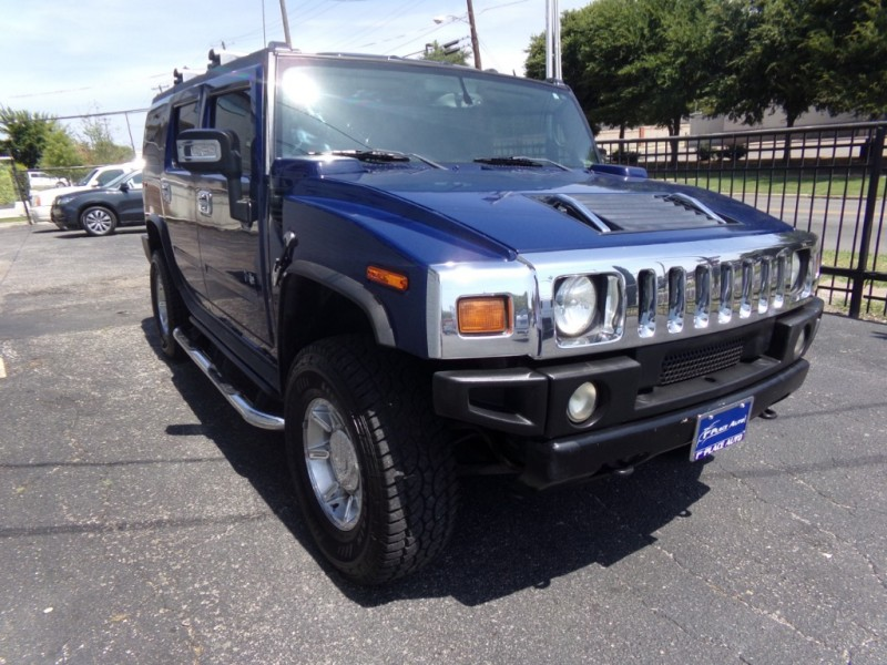 Hummer H2 2007 price $23,990