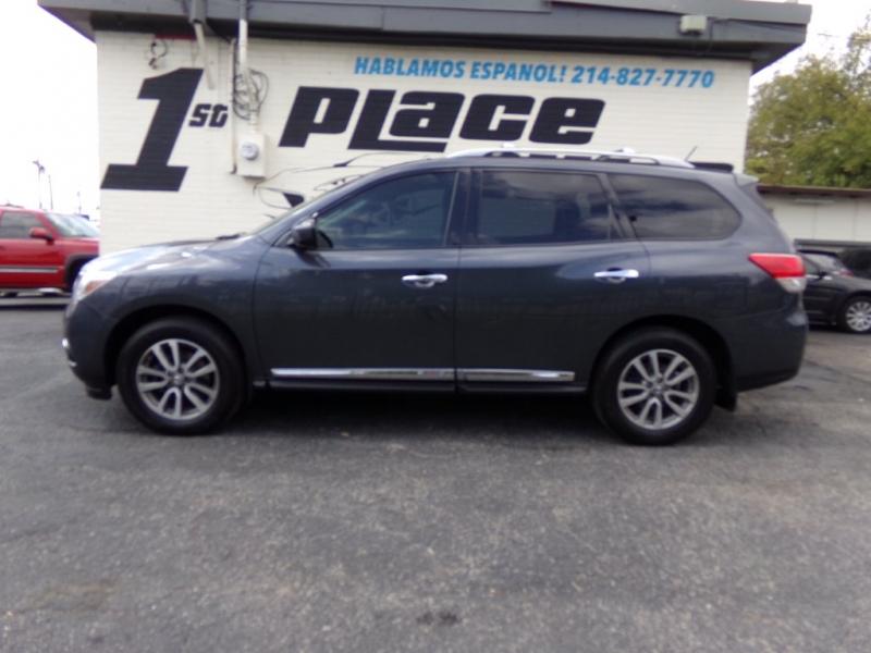 Nissan Pathfinder 2013 price $19,990