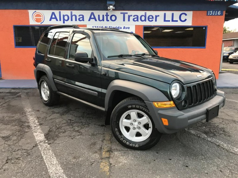 Jeep Liberty 2005 Sport Free Cars Images