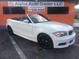 BMW 135i Fully Loaded, GPS, Back up Camera and More 2009
