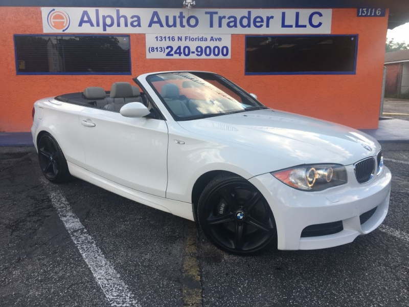 2009 BMW 135i Fully Loaded, GPS, Back up Camera and More