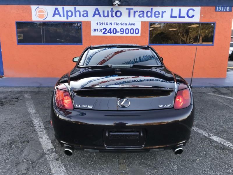 LEXUS SC 430 2005 price $14,995