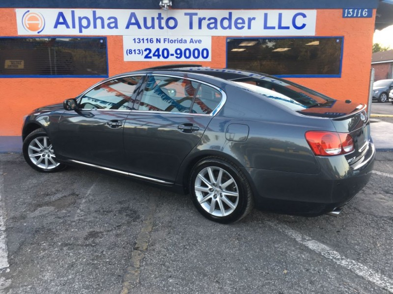 LEXUS GS GENERATION 2 2006 price $8,495