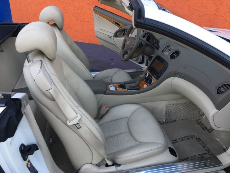 MERCEDES-BENZ SL 550 2007 price $18,490