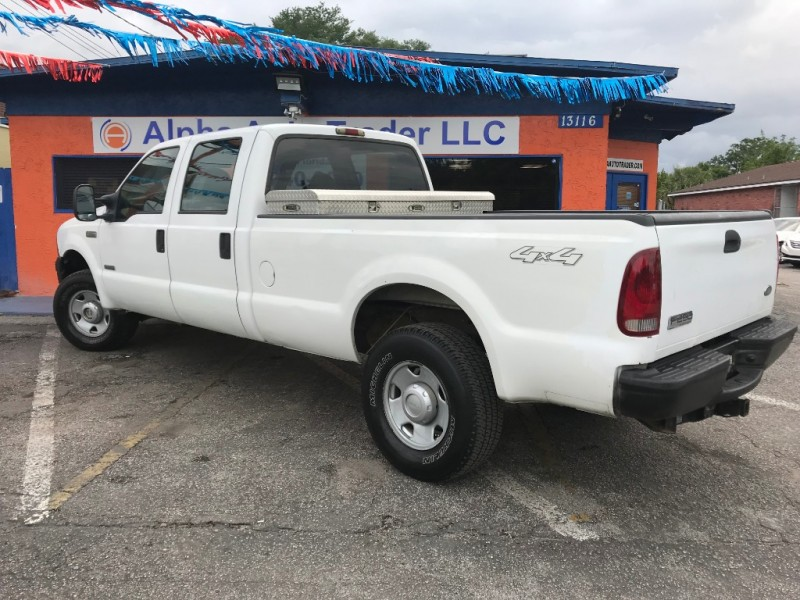 FORD F250 2005 price $10,495