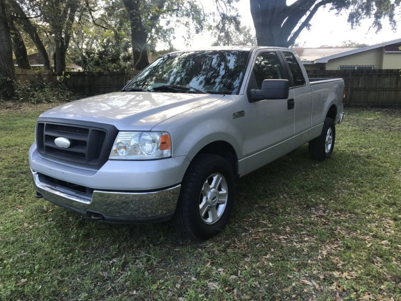 FORD F150 2005 price $4,495