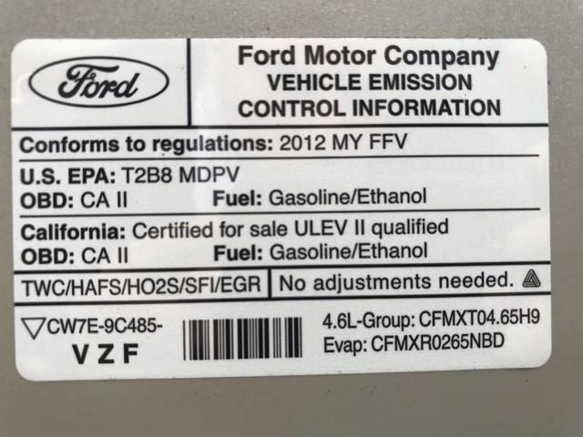 FORD E-150 2012 price $8,995