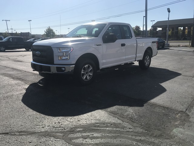 FORD F-150 2016 price $18,495