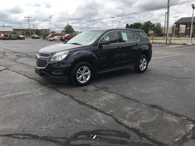 CHEVROLET EQUINOX 2016 price $12,495