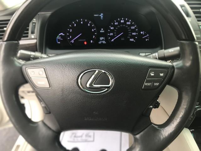 LEXUS LS600H 2009 price $9,995