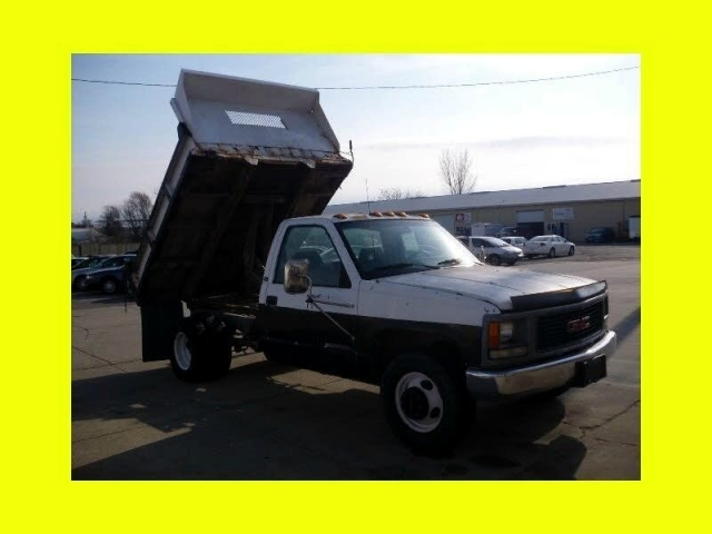 1994 GMC Sierra 3500HD