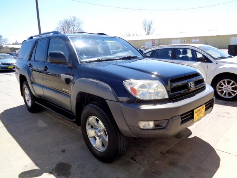 Toyota 4Runner 2003 price $3,995