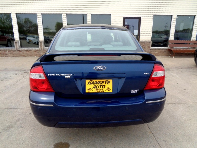 Ford Five Hundred 2005 price $3,695