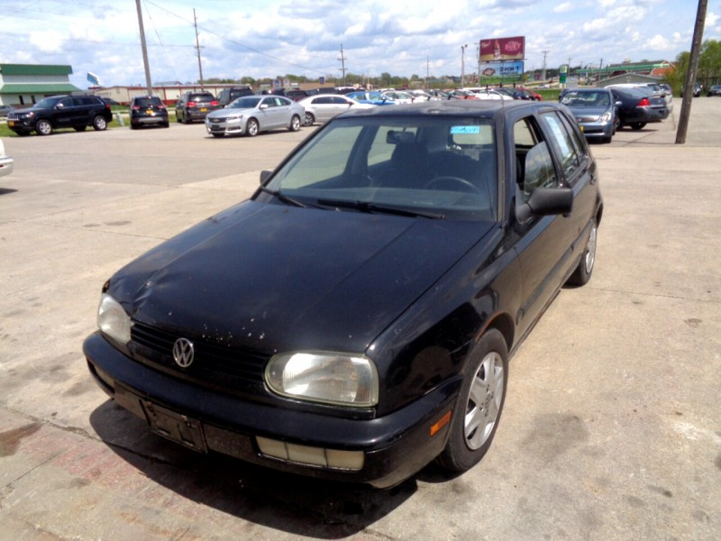 Volkswagen Golf 1997 price $995