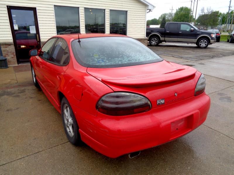 Pontiac Grand Prix 2002 price $1,295